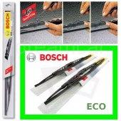 Bosch Eco Universal Quick Clip Telli Grafitili Silecek 55cm 1 Ad.
