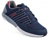 Lescon L4619 Lacivert Bağcıklı Easystep Günlük Spor Ayakkabı