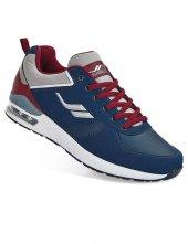 Lescon L3113 Lacivert Kırmızı Günlük Airtube Spor Ayakkabı