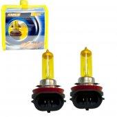 Ampul H11 12v 100w Süper Sarı