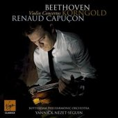 Renaud Capuçon Beethoven Korngold Vıolın