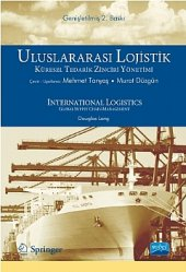 Uluslararası Lojistik Küresel Tedarik Zinciri Yönetimi International Logistics Global Supply Chain Management