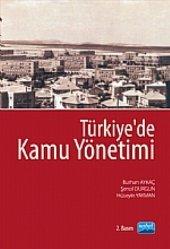Türkiye De Kamu Yönetimi