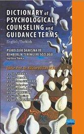 Psikolojik Danışma Ve Rehberlik Terimleri Sözlüğü Dıctıonary Of Psychologıcal Counselıng And Guıdance Terms