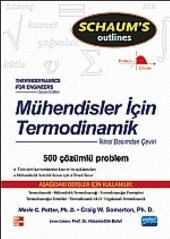Mühendisler İçin Termodinamik Thermodynamics For Engineers