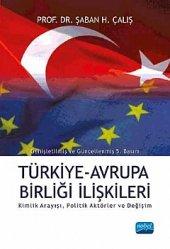 Türkiye Avrupa Birliği İlişkileri Kimlik Arayışı, Politik Aktörler Ve Değişim