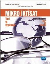 Mikro İktisat Teori Ve Uygulamalar Microeconomics Theory & Applications
