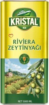 Kristal Riviera Zeytinyağı 5 Lt