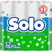 Solo Tuvalet Kağıdı 32 Rulo