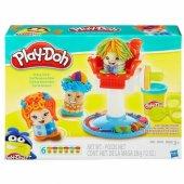 Play Doh Çılgın Berber Oyun Hamuru