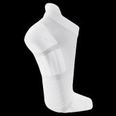 Dry Active Unisex Bay Bayan Beyaz Seamless Spor Çorap