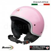 Revolution Custom Parlak Pembe Large Kask 64250