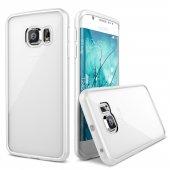 Verus Galaxy S6 Edge Crystal Mixx Series Kılıf White