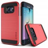 Verus Galaxy S6 Edge Case Verge Series Kılıf Crimson Red