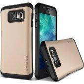 Verus Galaxy S6 Case Thor K� �l� �f Hard Drop Shine Gold