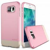 Verus Galaxy S6 Case 2link Kılıf Sugar Pink