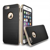Verus İphone 6 6s 4.7 New Iron Shield Kılıf Gold