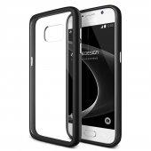 Verus Samsung Galaxy S7 Crystal Mixx Kılıf Black