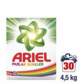 Ariel Toz Çamaşır Deterjanı Parlak Renkler 4.5 Kg