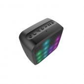 Jam Trance Mini Led Işıklı Taşınabilir Bluetooth Hoparlör