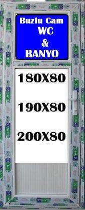 80x180 Wc Kapısı