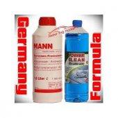 Mann Kırmızı Organik Antifriz 1.5 Lt+1lt Cam Suyu