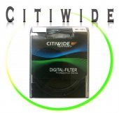 Citiwide 72mm Slim Multi Coated Mc Cpl Polarize Filtre