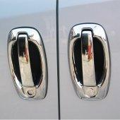 Spider Fiat Doblo1(00 10) Krom Kapı Kolu 4 Kapı ...