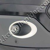 Spider Ford Custom(2013) Krom Sis Farı Çerçevesi 2...