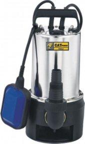 Catpower 676 Paslanmaz Kirli Su Dalgıç Pompa