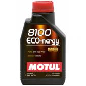 Motul 8100 Eco Nergy 5w 30 Motor Yağı 1 Litre