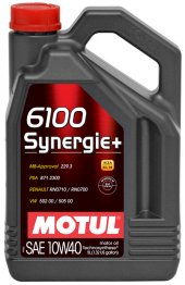 Motul 6100 Synergie+ 10w 40 Motor Yağı 4 Litre