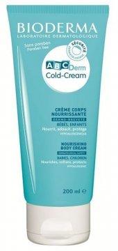 Bioderma Abcderm Cold Cream Body 200 Ml