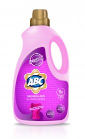 Abc Sıvı Çamaşır Deterjanı Narinlere Özel 3 Lt