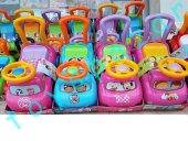 çocuk Oyuncak Araba İlk Arabam Oyuncak Çocuk Yürüteç Bebek Arabas