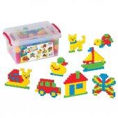 250 Parç. Lego Oyun Seti Zeka Geliştirici Eğitici 3 Yaş Oyuncak