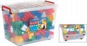 Eğitici Oyuncak Lego Oyun Seti Eğitici Bloklar Kutulu Yapboz