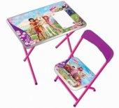 Masa Sandalye Seti Çocuklar İçin