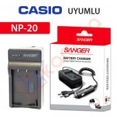 Casio Exilim Ex Z70bk Şarj Cihazı Şarj Aleti