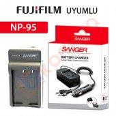 Fujifilm Real 3d W1 Şarj Cihazı Şarj Aleti