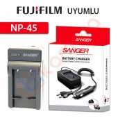 Fujifilm Finepix Z20fd Şarj Cihazı Şarj Aleti