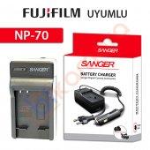 Fujifilm Finepix F45fd Şarj Cihazı Şarj Aleti