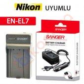 Nikon Coolpix 8400 Şarj Cihazı Şarj Aleti
