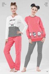 Aqua 17135 Bayan Pijama Takımı