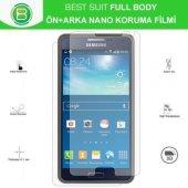 Samsung Galaxy A510 Full Body Nano Koruyucu Ön Arka Ve Yanlar
