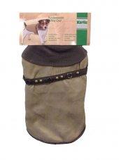 Karlie Global Line Köpek Elbisesi Kahverengi