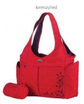 My Collection Buse Bebek Bakım Çantası Kırmızı
