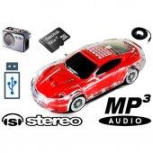 Aston Martin Tasarımlı Hoparlör, Mp 3 Çalar, Radyo Dev Boy