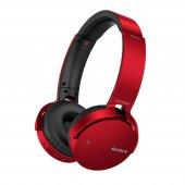 Sony Mdr Xb650bt Ekstra Bass Kablosuz Kulaklık Kırmızı