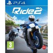 Ps4 Ride 2 Motosiklet Yarışı Oyunu